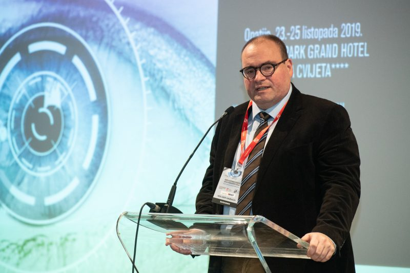 Holger Haibach, voditelj ureda Zaklade Konrad Adenauer