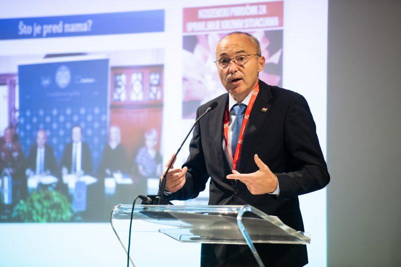 Ministar Damir Krstičević, uvodna prezentacija Domovinska sigurnost