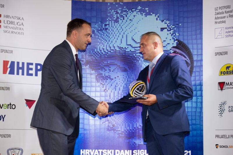 Foto Luigi Opatija, Hrvatska udruga menadžera sigurnosti, Hrvat
