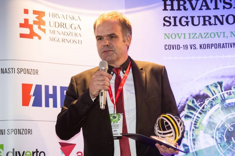 Foto Luigi Opatija, Hrvatski dani sigurnosti 2020, HUMS